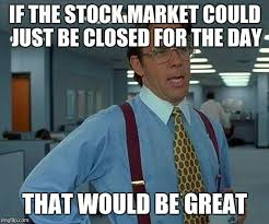 Meme Jokes Humor - 22 funny pictures from the stock market trademetria