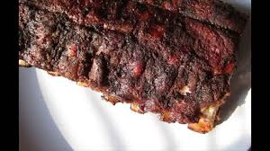 oven cooked ribs with dry rub youtube