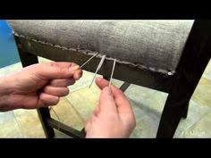 How To Do Upholstery Spring Tying 5 Ideas For The House Pinterest Spring