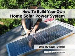how to build your home diy home solar power system 2 jpg