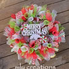 deco mesh ideas shop mesh wreath decorations on wanelo