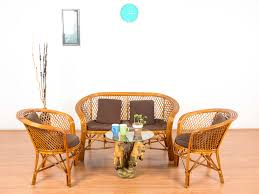 Sell Used Furniture In Bangalore Burley Bamboo 4 Seater Sofa Set Buy And Sell Used Furniture And