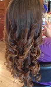 hair color ombre long hair chris khoshghadami hair