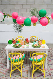 1st birthday party ideas for watermelon 1st birthday party watermelon party 100 layer cakelet