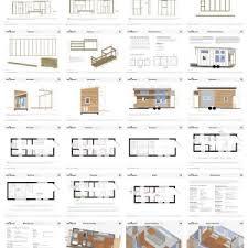 construction plans tiny house on wheels floor plans blueprint for construction
