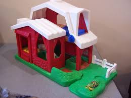 Fisher Price Little People Barn Set S Fisher Price Little People Barn Sounds Playset Farm Farmer