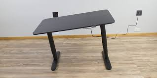 Standing Height Desk Ikea Top 7 Problems With The Ikea Bekant Standing Desk