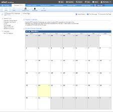employee pto calendar quick base