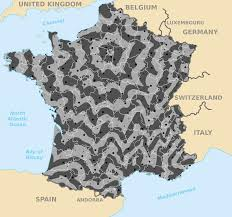 Map South Of France by Transport In France Wikipedia