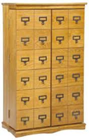 Mission Style File Cabinet Amazon Com Leslie Dame Cd 456 Solid Oak Library Card File Media