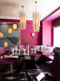 yellow room decorating sunny and happy designs purple living room