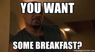 Baby Boy Meme - you want some breakfast baby boy melvin meme generator