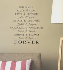 quote to decorate a room dining room awesome dining room wall sayings decorate ideas