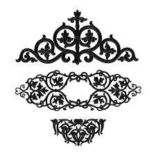 free photo metal iron railings wrought iron ornament max pixel