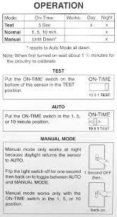 how to install motion sensor light switch security or motion sensing light installation repair