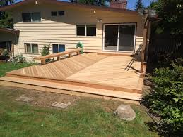 cedar decking usi custom outdoor living