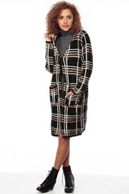 Plaid Cardigan Womens Cardigan Is Necessary In The Fall And Winter For Women Cicihot
