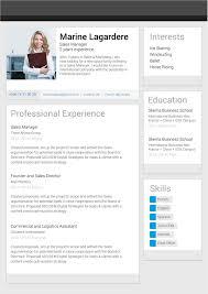 Indesign Resume Template Great Resume Template Linkedin Resume Mycvfactory