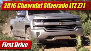 first chevy silverado 2016 chevrolet silverado ltz z71 first drive youtube