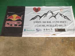 Stand Up Flag Banners Some Banner Printing We Have Done