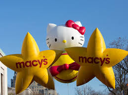 the macy s thanksgiving day parade balloons inflate