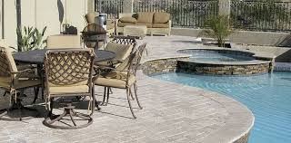 Travertine Patio Table Gorgeous Travertine Pool Deck Traditional Patio Orange