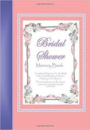 bridal shower words of wisdom bridal shower memory book a memory book for keeping