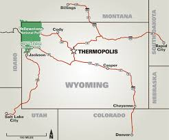 map of thermopolis wyoming thermopolis wyoming hotel specials days inn wyoming vacation