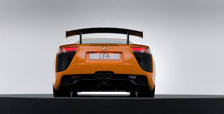 lexus lfa 12 brand new lexus lfa supercar u0027s tech u0027halo u0027 improving all products says exec