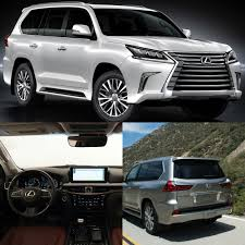 lexus 2017 lx 570 2017 lexus lx 570 best family 7 seater suv best midsize suv