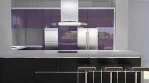 mdf raised door winter white high gloss kitchen cabinets
