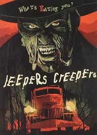 Jeepers Creepers Halloween Mask by Jeepers Creepers Widescreen Full Screen Import Amazon Ca