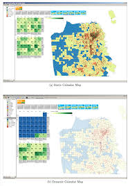 Chicago Crime Maps by Cast By The Center For Spatial Data Science