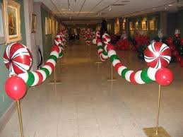 north pole decorating ideas we could do something like this with