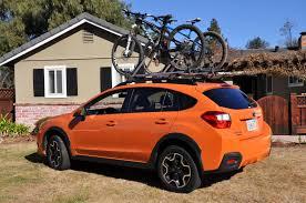 crosstrek subaru 2017 bikes 2017 subaru crosstrek trailer hitch subaru oem bike rack