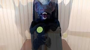 halloween laboratory props halloween prop review flapping upside down bat spirit halloween