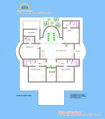 Ground Floor And First Floor Plan by Beautiful Home Design Villa Elevation And Floor Plan 4900 Sq Ft