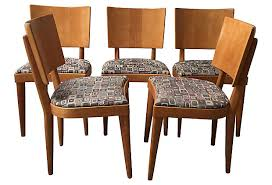 heywood wakefield dining chairs s 6 modern vintage mix
