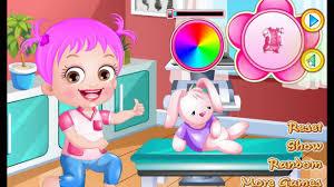Baby Hazel Room Games - baby hazel games baby hazel physiotherapist dressup youtube