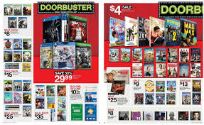 xbox 1 target black friday the target black friday ad for 2016 is out kfor com