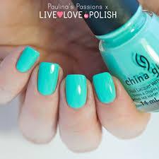 swatch session china glaze u0026 live love polish