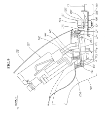 patent us20050029032 vehicle body frame structure of two wheeler
