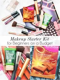 makeup starter kit for beginners on a budget