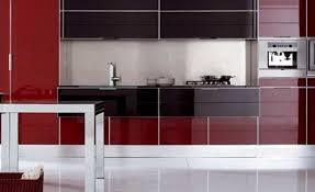 exotic curved line of stylish italian kitchen volare kitchen by