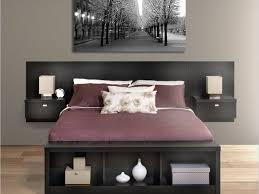 Storage Headboard King King Size Bed Headboard With Storage Home Design Ideas