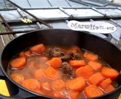 comment cuisiner du paleron boeuf braisé aux carottes recette de boeuf braisé aux carottes
