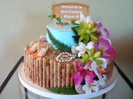 Tropical Theme Birthday Cake - 77 best hawaiian birthday cake ideas images on pinterest
