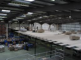 mezzanine floor systems
