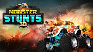 monster truck racing games play online 3d monster stunts android apps on google play