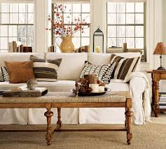 Pottery Barn Sofa Tables by Fanciful Decorating Pottery Barn Living Room Then Decorations